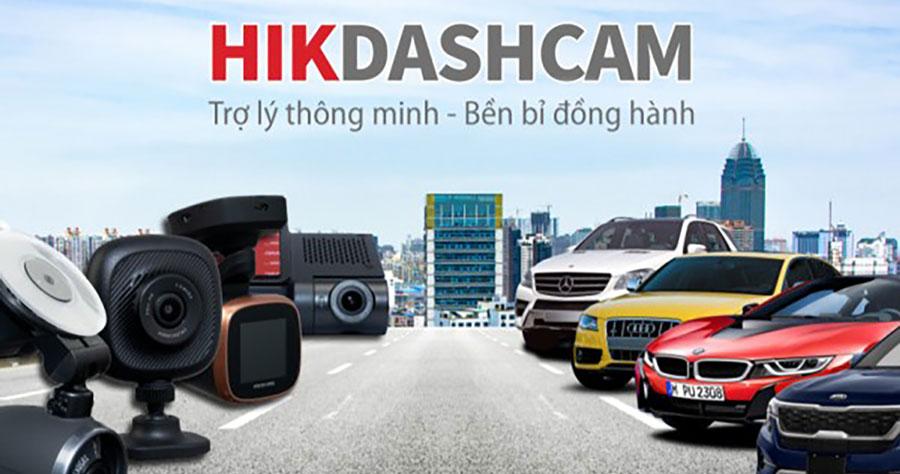 Hikvision Dashcam - Camera hành trình ô tô thế hệ mới chất lượng