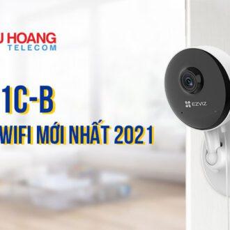 Hướng dẫn sử dụng Camera EZVIZ C1C-B mới nhất 2021