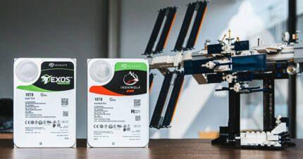 Ổ cứng Seagate Exos X18 dung lượng 18TB xuất xưởng số lượng lớn