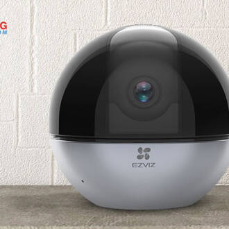 review camera ezviz c6w