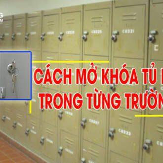 cach mo khoa tu locker