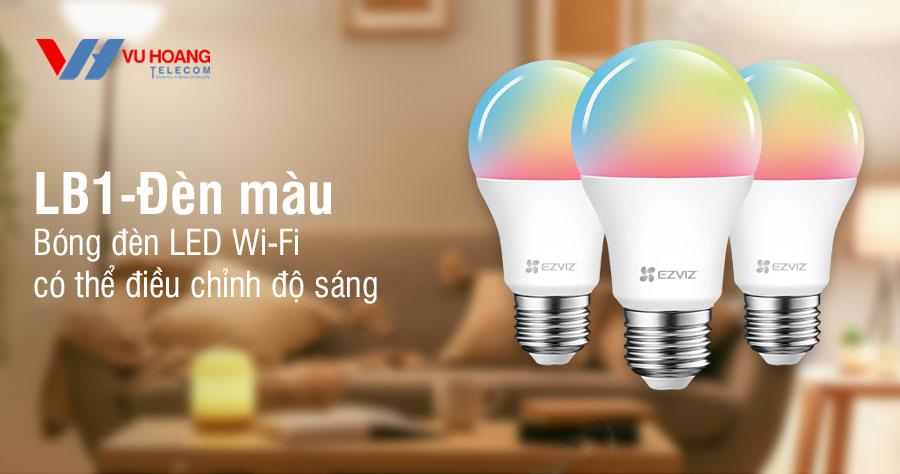 Bán đèn LED màu thông minh EZVIZ CS-HAL-LB1-LCAW giá rẻ