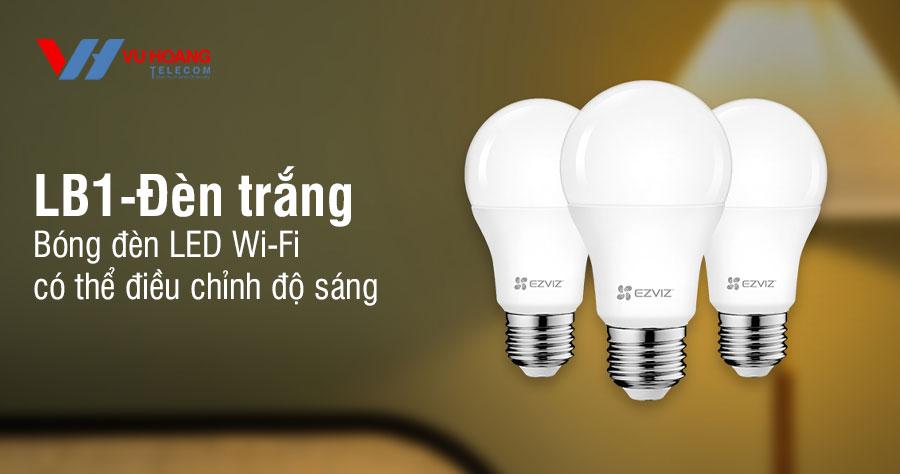 Bán đèn LED thông minh màu trắng EZVIZ CS-HAL-LB1-LWAW