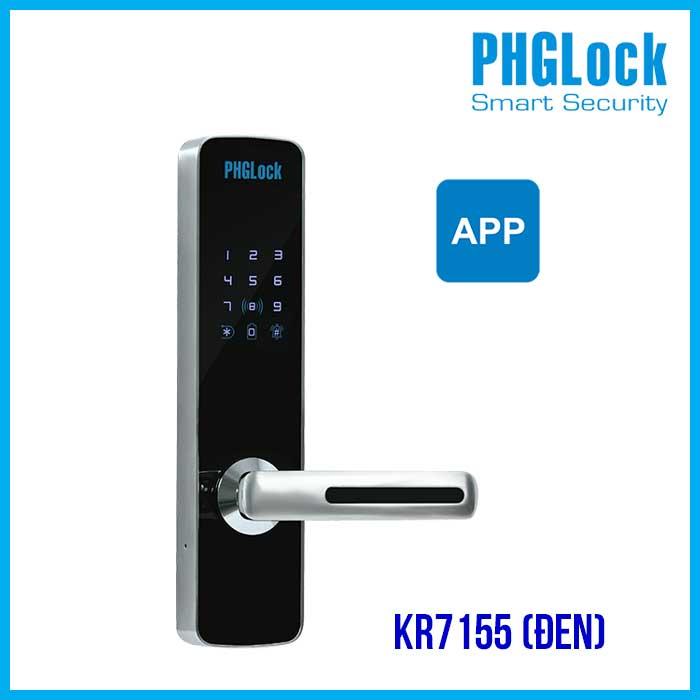 PHGLOCK KR7155 (Đen App)
