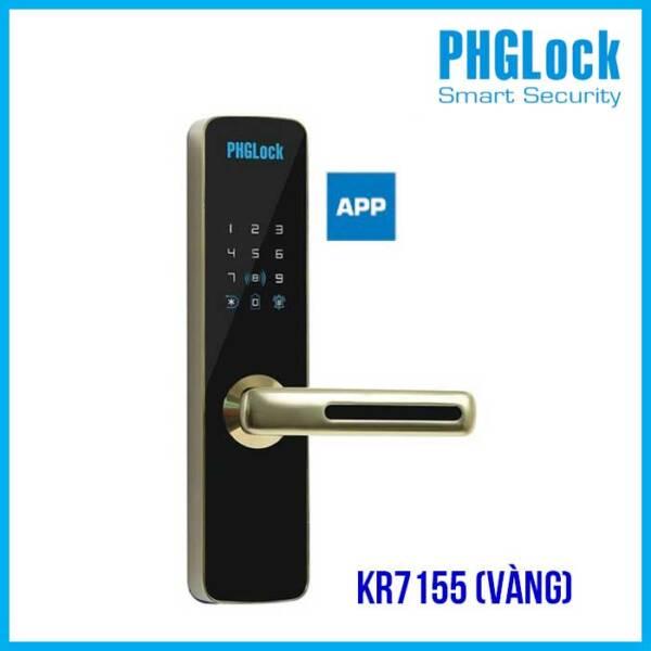 PHGLOCK KR7155 (Vàng App)