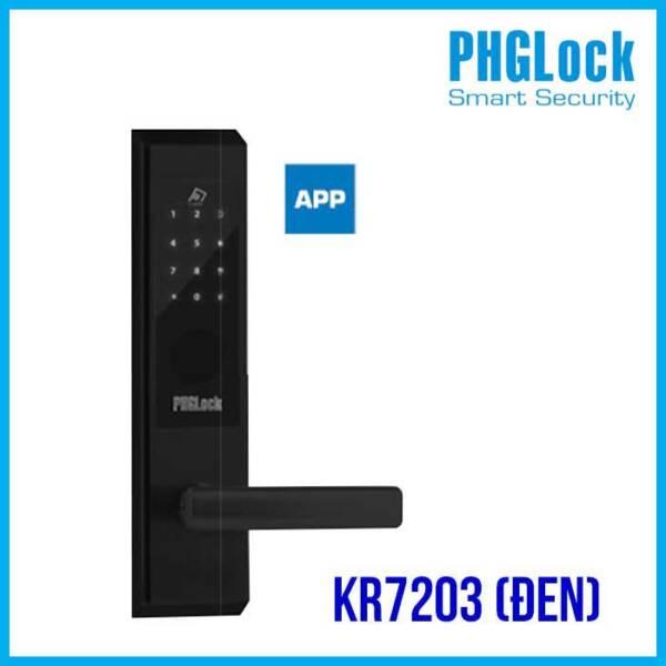 PHGLOCK KR7203 (Đen App)