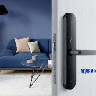 Khóa cửa thông minh Aqara ra mắt model mới tại Việt Nam