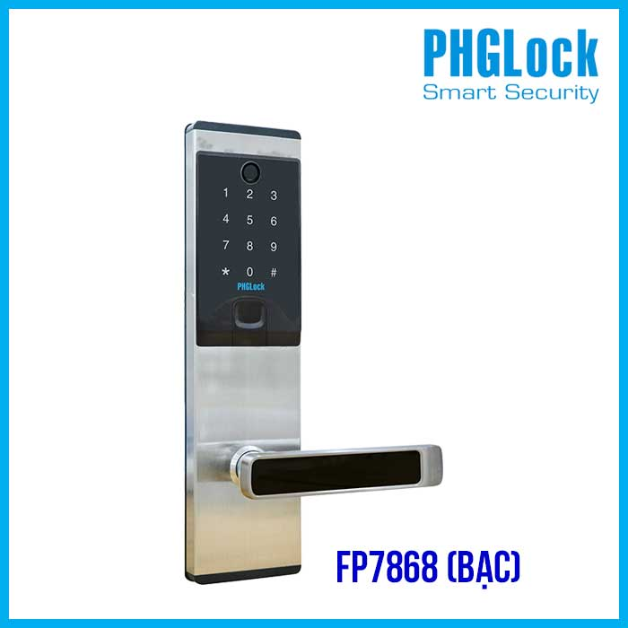 PHGLOCK FP7868 (Bạc)
