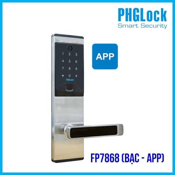 Khóa PHGLOCK FP7868 (Bạc-App)