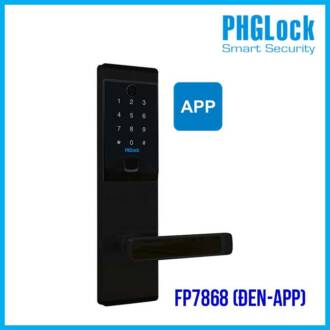 PHGLOCK FP7868 (Đen-App)