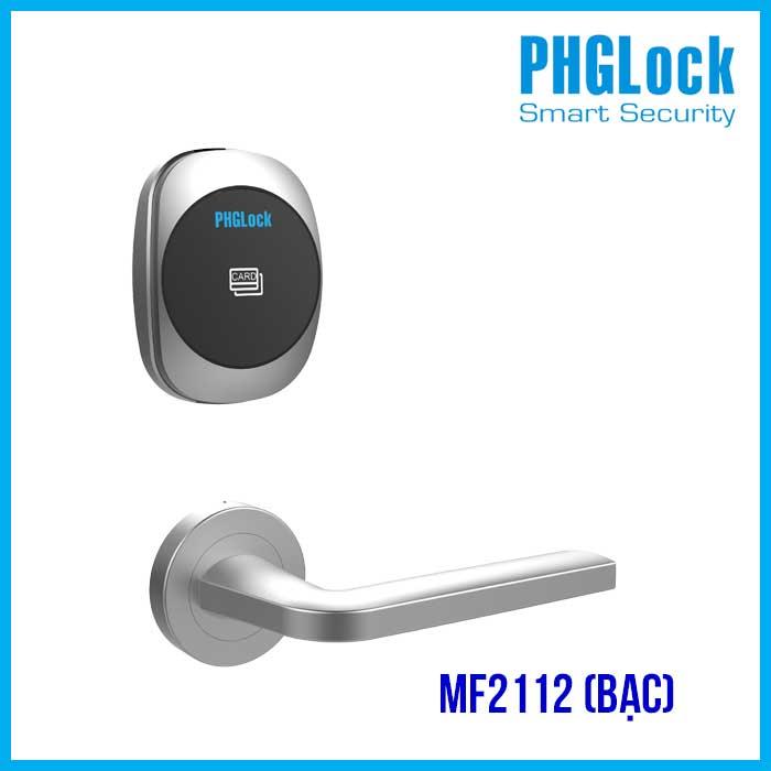 PHGLOCK MF2112 (Bạc)
