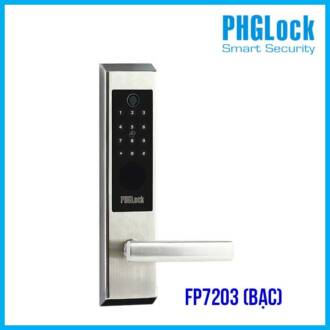 PHGLOCK FP7203 (Bạc)