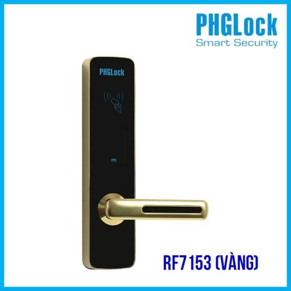 PHGLOCK RF7153 (Vàng)