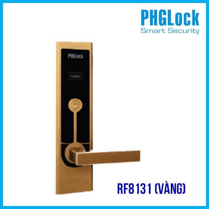 PHGLOCK RF8131 (Vàng)
