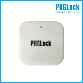Thiết bị Gateway PHGLock kết nối với khóa và wifi
