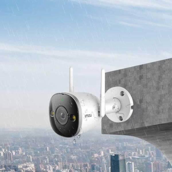 Camera Wifi 4MP IPC-F42FEP-IMOU - 3