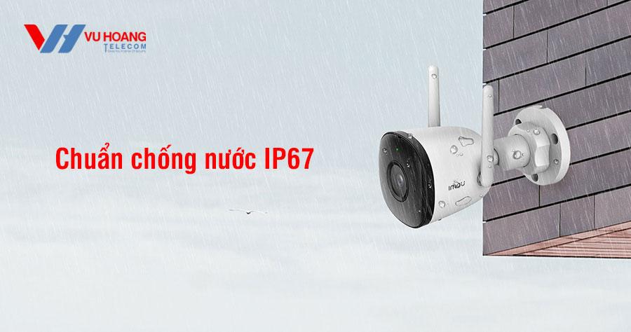 Chuẩn chống nước IP67