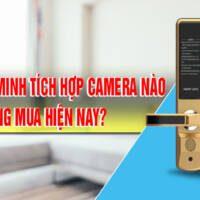 khoa thong minh tich hop camera