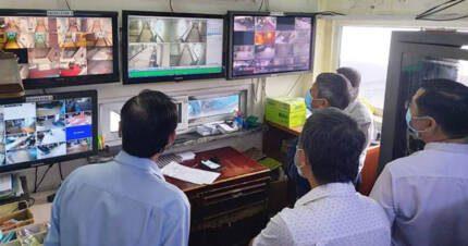Khu cách ly tập trung dịch Covid 19 sẽ lắp đặt camera giám sát