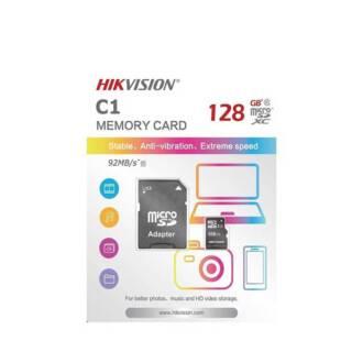 Bán thẻ nhớ 128GB HIKVISION HS-TF-C1/128GB