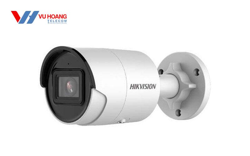 Camera IP thân trụ 2MP HIKVISION DS-2CD2023G2-IU