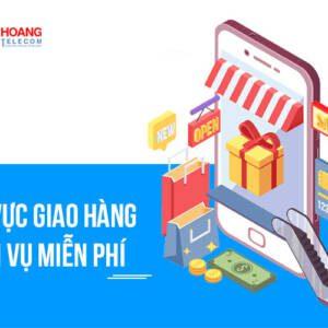 Danh sách khu vực giao hàng dịch vụ miễn phí tại Vuhoangtelecom