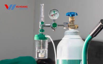 Bình oxy y tế là gì? Có những loại nào? Dùng được bao lâu?