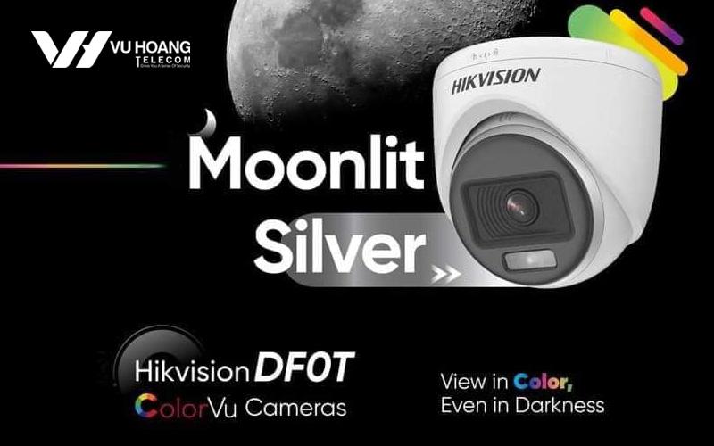 Camera Hikvision Moonlit Siver