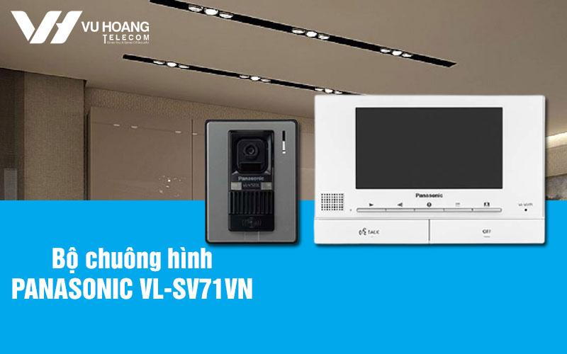 chuong hinh 7inch PANASONIC VL-SV71VN