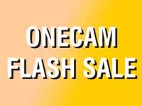 ONECAM Flash Sale