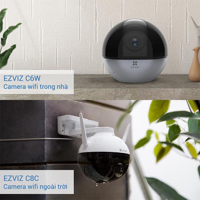Camera wifi giám sát thú cưng