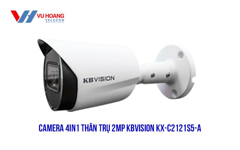 Bán camera 4in1 2MP KBVISION KX-C2121S5-A giá rẻ chính hãng