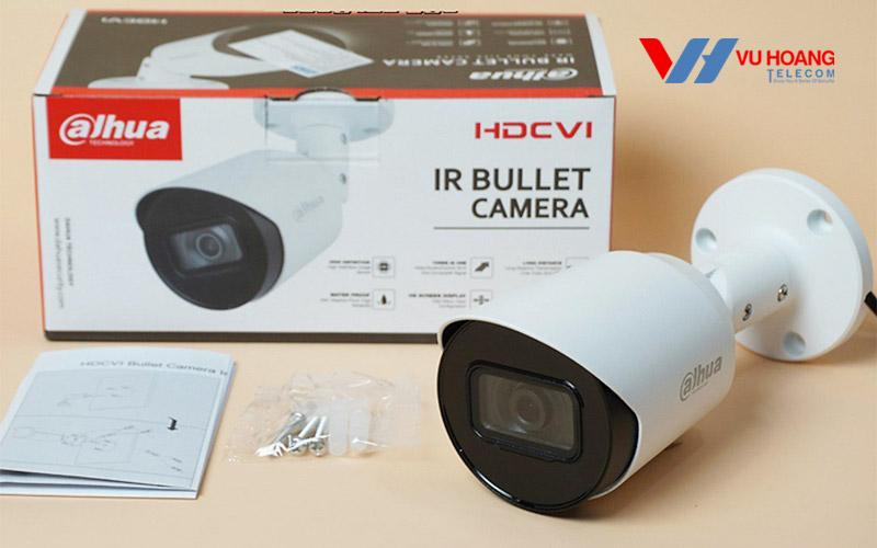 Bán camera HDCVI 2MP DAHUA HAC-HFW1200TP-A-S5 giá rẻ