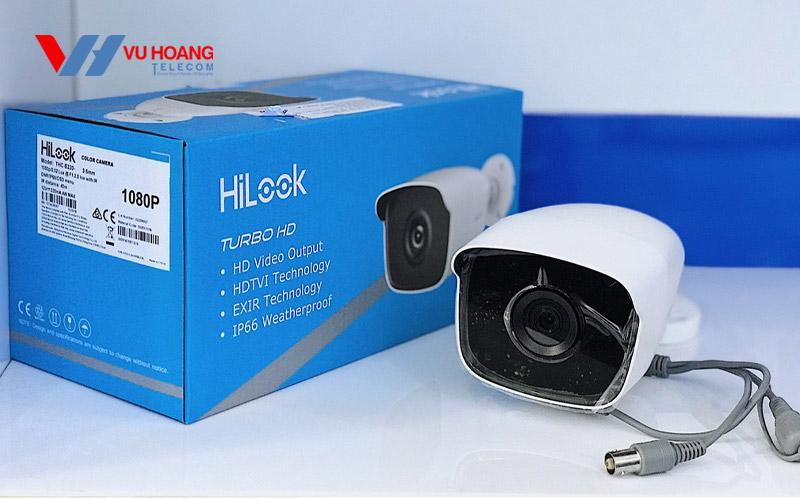 Bán camera HDTVI 2MP HiLook THC-B220 giá rẻ. LH 19009259