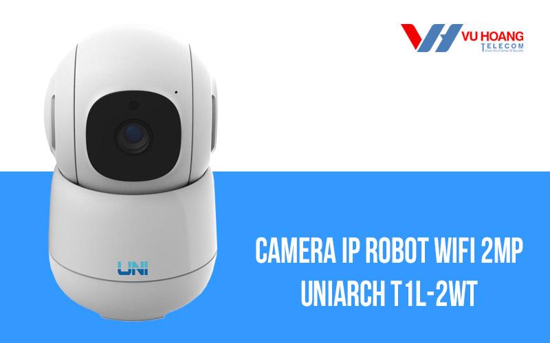Bán camera IP Robot Wifi 2Mp UNIARCH T1L-2WT giá rẻ