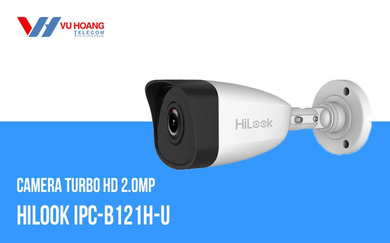 Camera IP thân trụ 2.0MP HiLook IPC-B121H-U