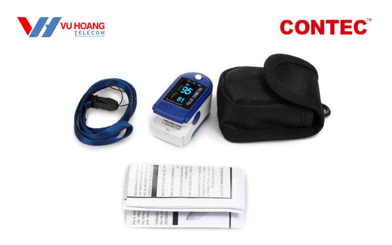 Máy đo nồng độ oxy Contec CMS50D