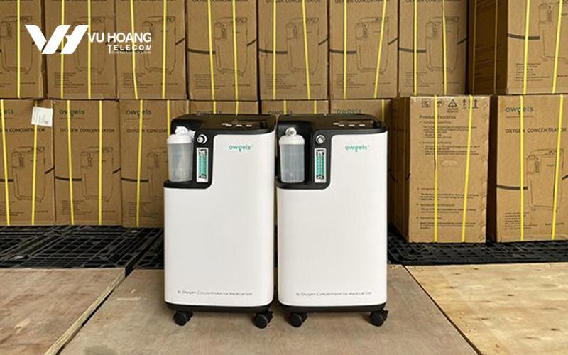 Bán máy tạo oxy OWGELS OZ-5-01TWO (5 lít) giá rẻ