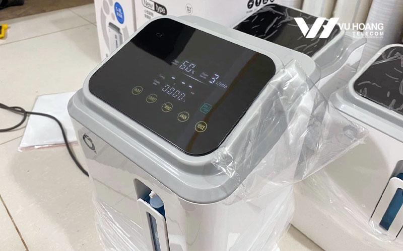 Bán máy tạo oxy y tế SANTAFELL 7 lít giá rẻ, chất lượng cao