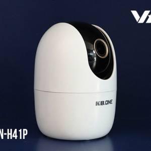 Ra mắt KBONE KN-H41P - Camera 4MP quay quét thông minh