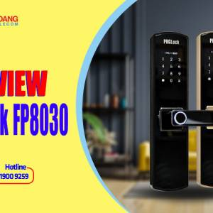 review khoa cua PHGLock FP8030
