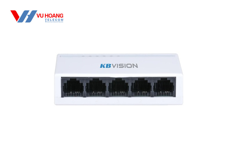 Bán Switch POE 5 cổng KBVISION KX-ASW04-T giá rẻ