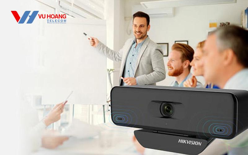 Webcam 4K HIKVISION DS-U18 chất lượng cao