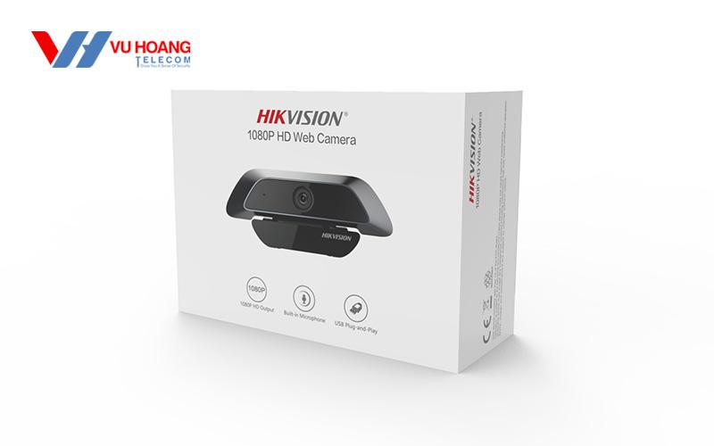 Trọn bộ Webcam HIKVISION DS-U525