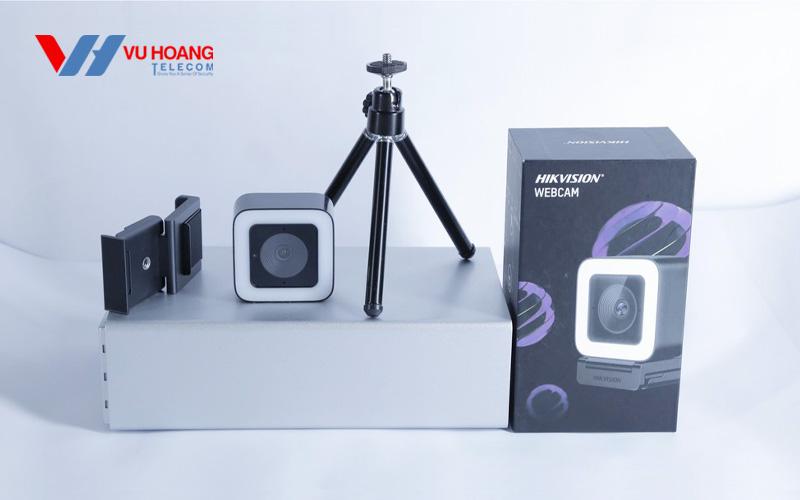 Bán Webcam Live streaming 4K HIKVISION DS-UL8 giá rẻ
