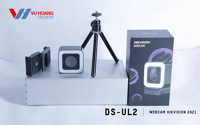 Bán Webcam Live streaming HD1080P HIKVISION DS-UL2 giá rẻ
