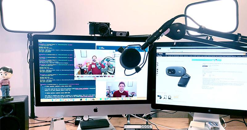 7 tiêu chí chọn webcam livestream chất lượng