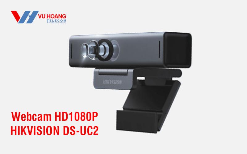 Webcam HD1080P Hikvision DS-UC2