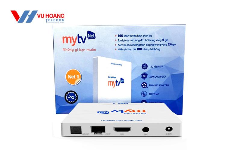 Bán Android Box MYTV NET1 bản Ram 2G, Rom 16G giá rẻ