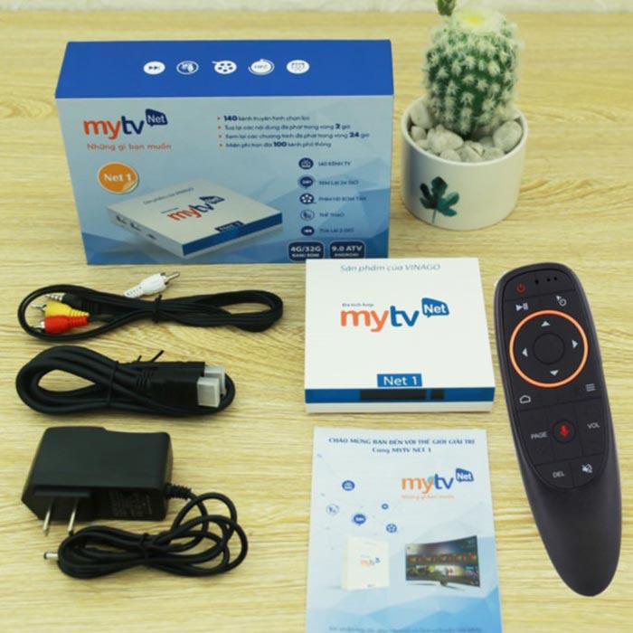 Android Box MyTV NET1 bản 4G - 3